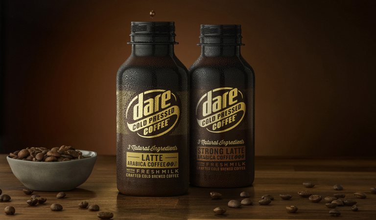 Dare going cold (pressed) on coffee